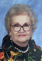 Bertha Oglesby (Radney)