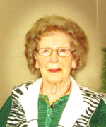 Geraldine  Pinson (Cox)